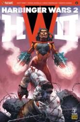Harbinger Wars 2 #2 - Pre-Order Edition Variant by Tomas Giorello