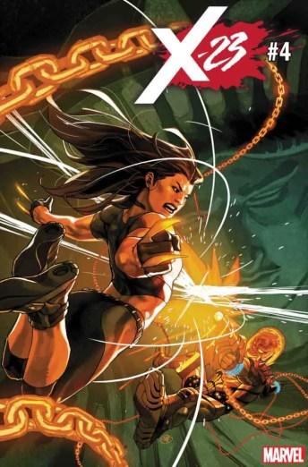 X-23 #4 by YASMINE PUTRI