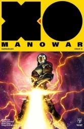 X-O Manowar #16 - X-O Manowar Icon Variant by Philip Tan