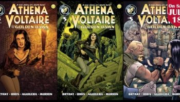Preview] Action Lab's 3/6 Release: ATHENA VOLTAIRE #7