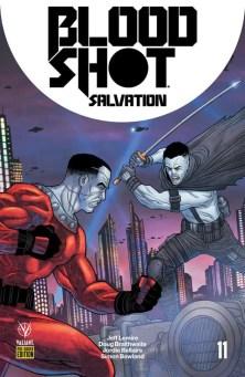 Bloodshot Salvation #11 - Pre-Order Edition by Ryan Bodenheim