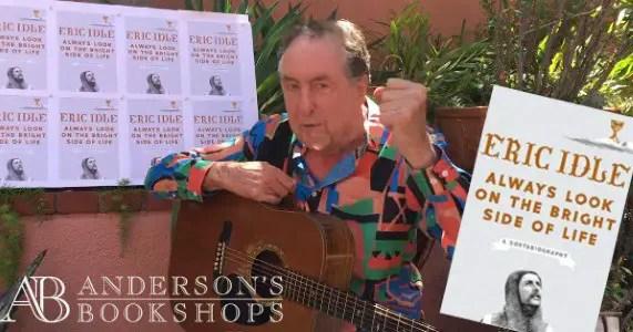 Eric Idle book tour