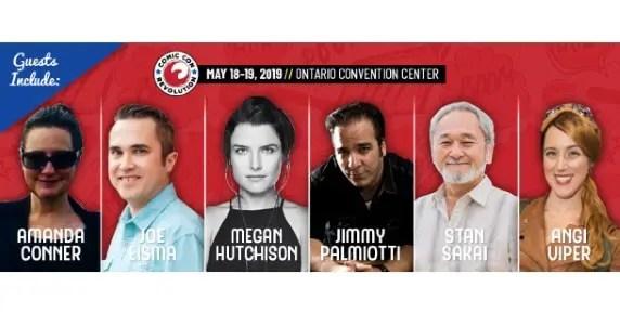 Comic Con Revolution Ontario