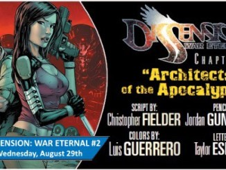 Dissension War Eternal #2