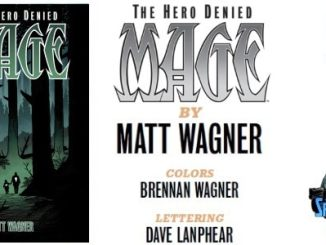 Mage the Hero Denied #1