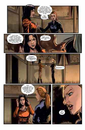 Athena Voltaire Ongoing