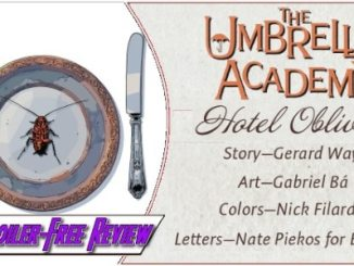 The Umbrella Academy Hotel Oblivion