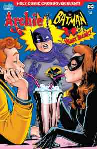 ARCHIE MEETS BATMAN '6 #4 - Variant Cover by Rebekah Isaacs