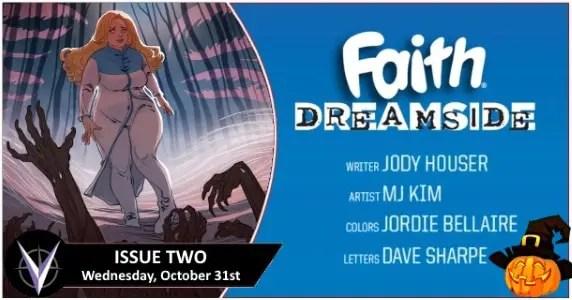 Faith Dreamside #2