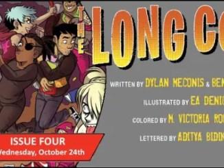 The Long Con #4