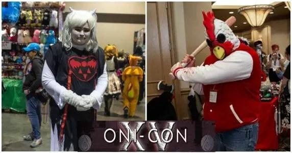 Oni-Con 2018 feature