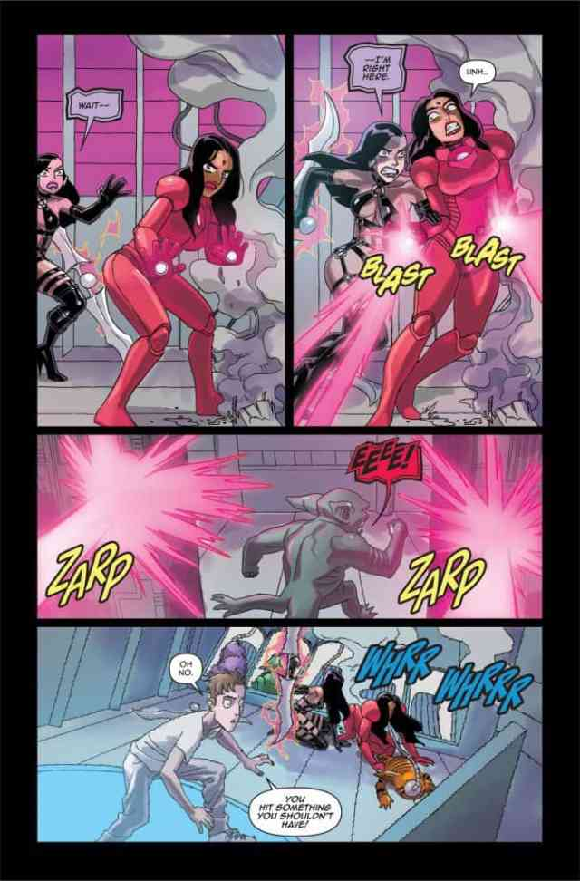 Vampblade, Katie Carva, Action Lab Comics, Panel Art, Comic Book, Image Results, Google