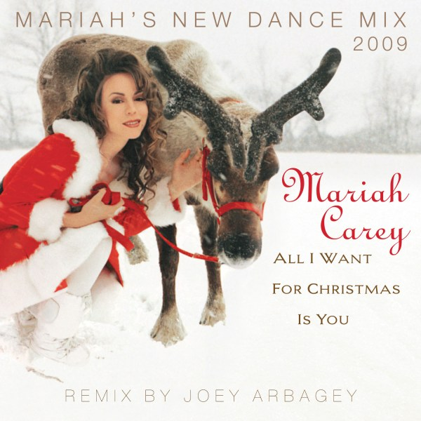 Mariah Carey All I Want For Christmas Is You 1994