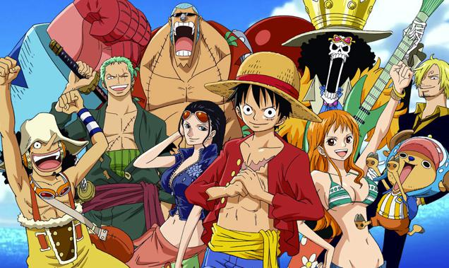 A Random Thing: Why I Don't Like One Piece (1/2)