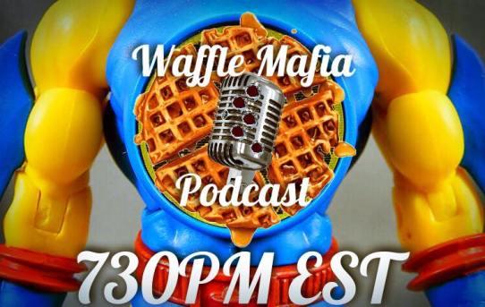 Waffle Mafia Podcast Episode 18 - SY-KLONE!