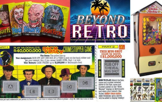 Beyond Retro Episode 10 - Fads and Gimmicks