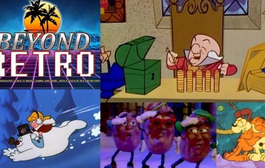 Beyond Retro Episode 12 - TV Christmas Specials