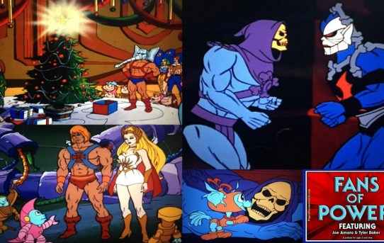 Fans of Power Episode 111 - Christmas Special, New She-Ra Series