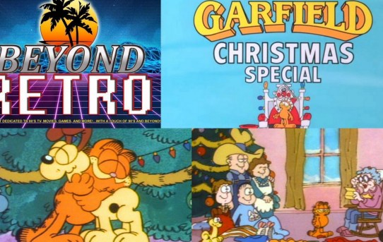 Beyond Retro Episode 13 - Garfield's Christmas Special