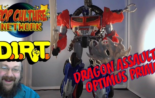 Formers Friday - Dragon Assault Optimus Prime