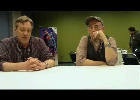 C2E2 Futures End with Dan Jurgens and Brian Azzarello