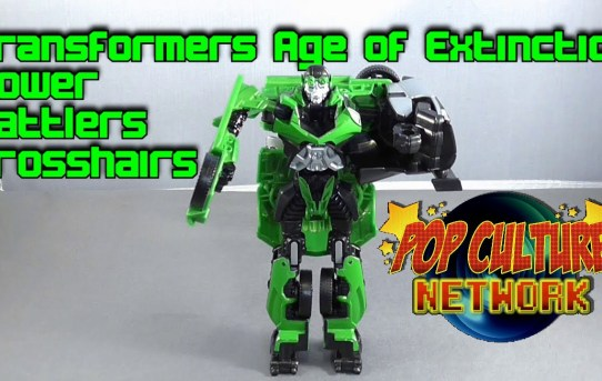 Formers Friday Special - Transformers Power Battlers Crosshairs