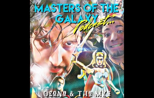 Masters of the Galaxy Podcast Episode 44 - Ornaments! She-Ra! Comics!