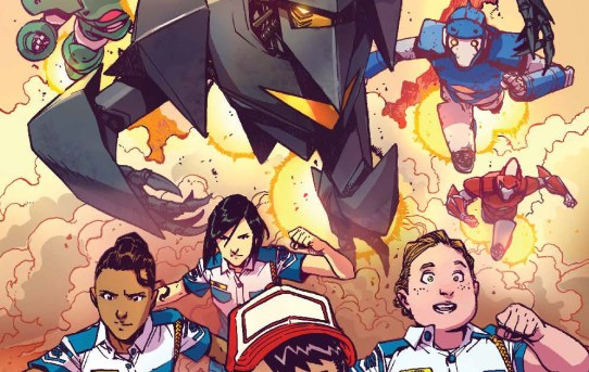 Mech Cadet Yu Brings the Fight  in January 2018