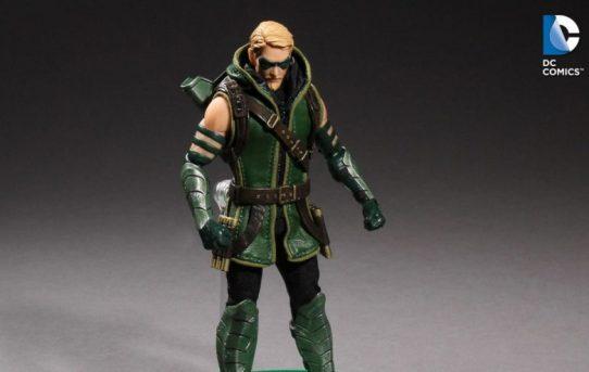 MEZCO TOYZ ONE:12 COLLECTIVE DC Universe: Green Arrow
