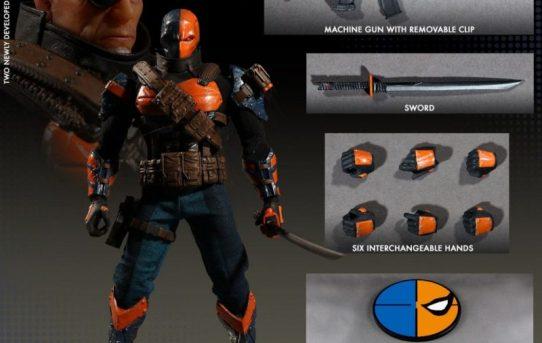 Mezco Toyz One:12 Collective DC Universe: Deathstroke