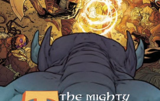 MIGHTY THOR #703 Preview