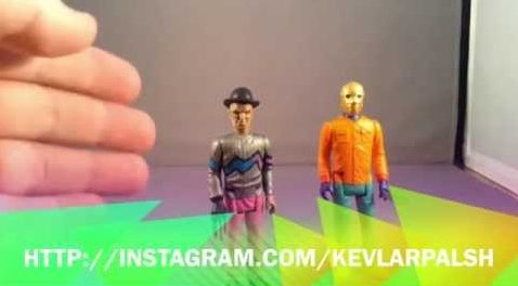 Custom ReAction Disco Freddy and Jason!