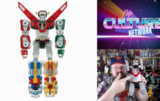 Voltron Classic '84 Unboxing and Review!