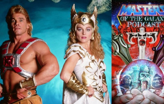 Masters of the Galaxy Episode 57 - Power Tour's He-Man and She-Ra!