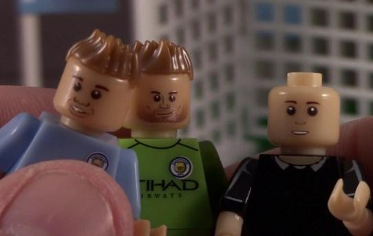 OYO Soccer Building Bricks - Really, it's Football, right?