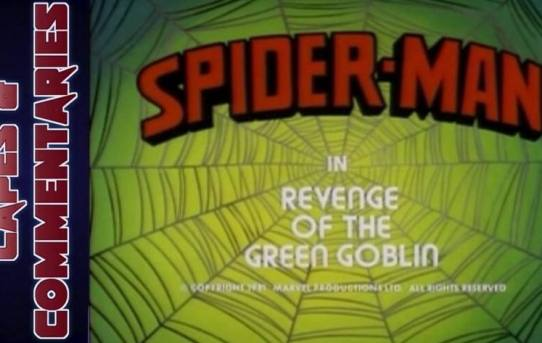 Capes and Commentaries #4 - Spider-Man '81 - Revenge of the Green Goblin