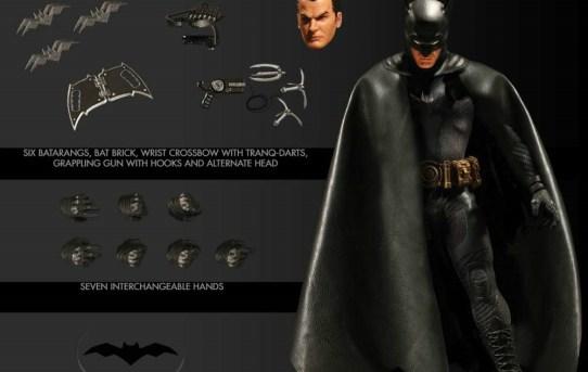 Mezco ONE:12 COLLECTIVE Batman: Ascending Knight