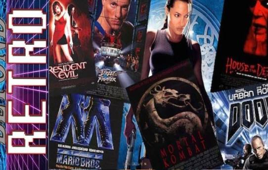 Beyond Retro Episode 43 - Video Game Movies
