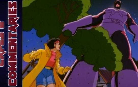"""Capes and Commentaries #12 - X-Men """"Night of the Sentinels (Part 1)"""""""