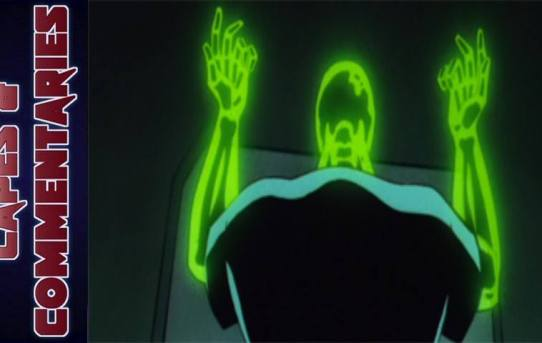 """Capes and Commentaries #11 - Batman Beyond """"Rebirth (Part 2)"""""""