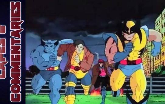 """Capes and Commentaries #13 - X-Men """"Night of the Sentinels (Part 2)"""""""