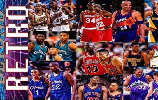 Beyond Retro Episode 45 - 90's NBA