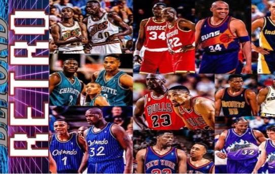 Beyond Retro Episode 45 - 90's NBA