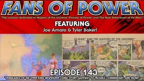 Fans of Power Episode 143 - Gateway to Trouble Commentary & Vengeance of the Viper King Review