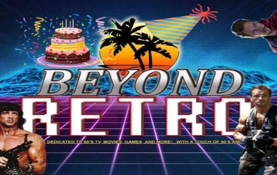 Beyond Retro Episode 52 - 1st Anniversary Fan Appreciation Q&A Randomness Spectacular!