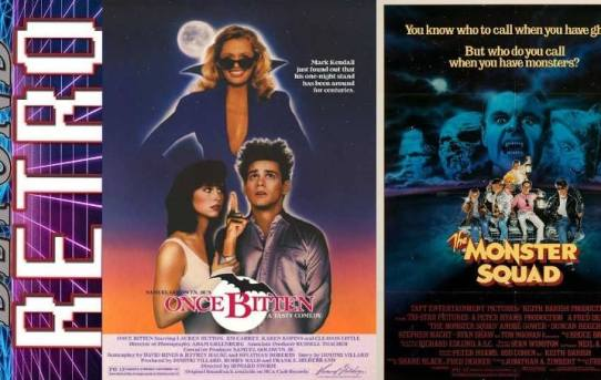 Beyond Retro Episode 55 - Monster Squad/Once Bitten