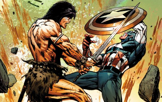 CONAN Faces Marvel Heroes…and Villains!