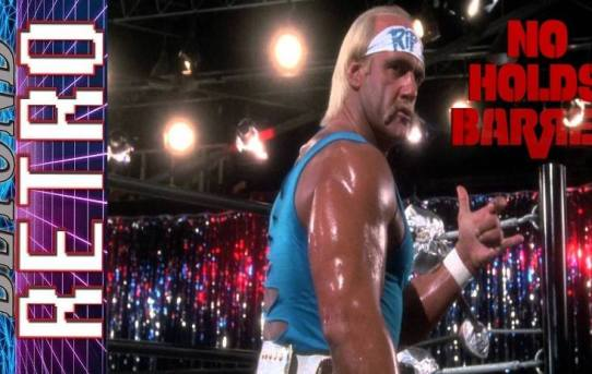 Beyond Retro Episode 65 - No Holds Barred