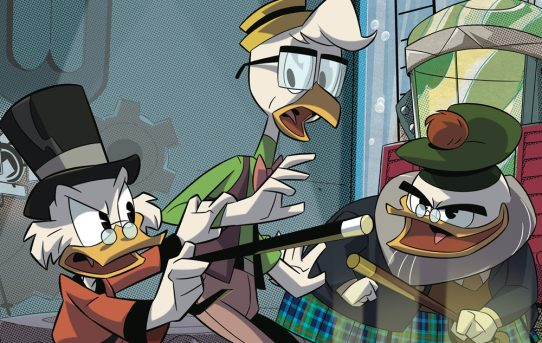 DUCKTALES #15 Preview