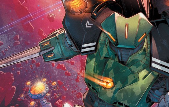 Mighty Morphin Power Rangers #34 Preview